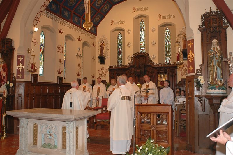St Richard Consecration